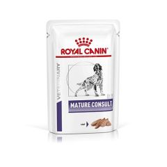 Royal Canin Veterinary Dog Mature Consult (Pouch) 100 gr x 12
