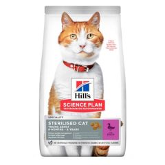 Hill's Science Plan Feline Sterilised Young Adult Anatra